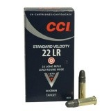 22 lr CCI STD rifle/pistol